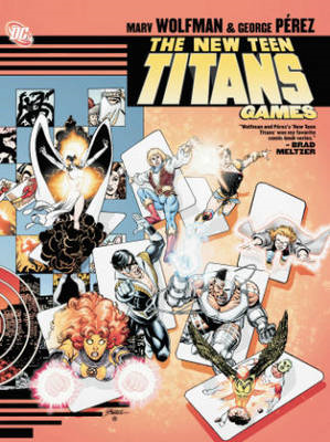 New Teen Titans Games (BOK)