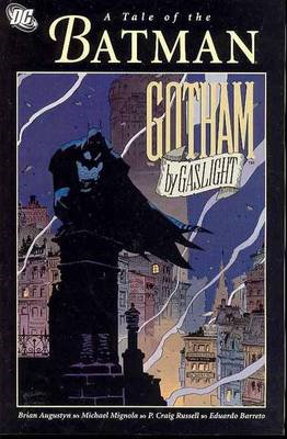 Batman Gotham by Gaslight TP (BOK)