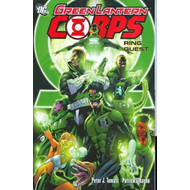 Green Lantern Corps: Ring Quest (BOK)