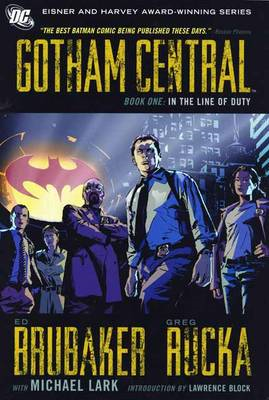 Gotham Central: Volume 1: In the Line of Duty (BOK)