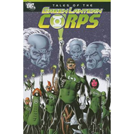 Tales of the Green Lantern Corps (BOK)
