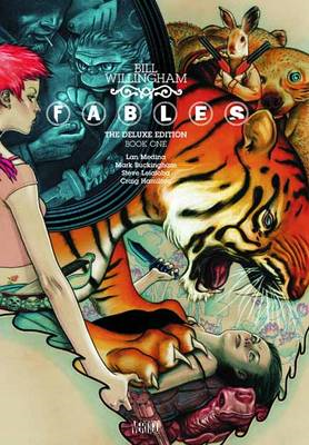 Fables The Deluxe Edition Book One (BOK)