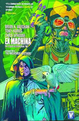 Ex Machina: Vol 02 (BOK)