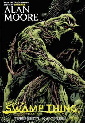 Saga of the Swamp Thing Book Three TP (BOK)