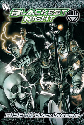 Blackest Night: Rise of the Black Lanterns (BOK)
