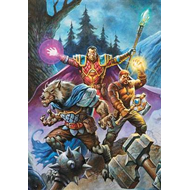 World of Warcraft: Dark Riders (BOK)