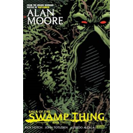 Saga of the Swamp Thing Book 5 TP (BOK)