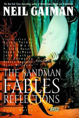 Sandman TP Vol 06 Fables And Reflections New Ed (BOK)