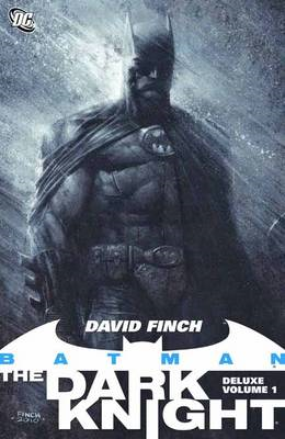 Batman - The Dark Knight Vol. 1: Golden Dawn - Deluxe Edition (BOK)