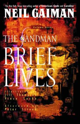 Sandman TP Vol 07 Brief Lives New Ed (BOK)