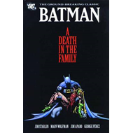 Batman: A Death in the Family (BOK)