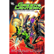 Green Lantern The Sinestro Corps War (BOK)