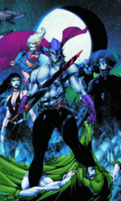 Justice League of America: Rise of Eclipso (BOK)