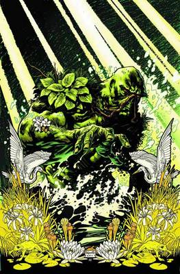 Swamp Thing: Volume 1: Raise Them Bones (BOK)