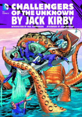 Challengers of the Unknown Omnibus by Kirby (BOK)