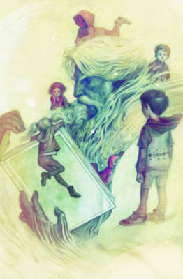Fables: Vol 17 : Inherit the Wind (BOK)