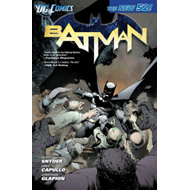 Batman Volume 1: The Court of Owls TP (The New 52) (BOK)