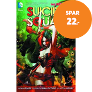 Produktbilde for Suicide Squad Vol. 1 - Kicked In The Teeth (BOK)