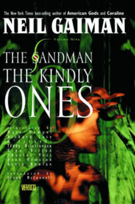 Sandman TP Vol 09 The Kindly Ones New Ed (BOK)