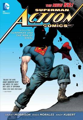 Superman Action Comics Volume 1: Superman and the Men of Ste (BOK)