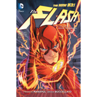 Flash Volume 1: Move Forward TP (The New 52) (BOK)