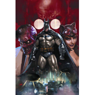 Batman: Arkham Unhinged (BOK)