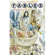 Fables: Volume 1: Legends in Exile (BOK)