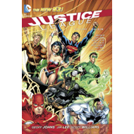 Justice League: Volume 1: Origin (the New 52) (BOK)