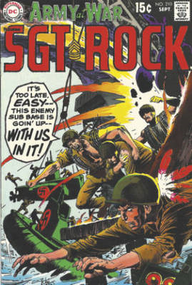 Showcase Presents: Volume 4: Sgt. Rock (BOK)