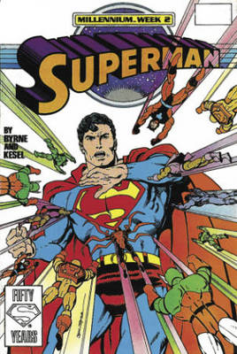 Superman: Vol. 7: The Man of Steel (BOK)