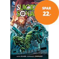 Produktbilde for Suicide Squad Vol. 2 - Basilisk Rising (The New 52) (BOK)