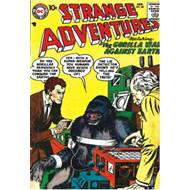 Showcase Presents: Strange Adventures: Volume 2 (BOK)