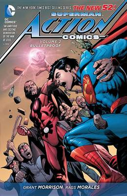 Superman - Action Comics Vol. 2 Bulletproof (The New 52) (BOK)