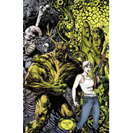 Swamp Thing: Volume 3: Rotworld the Green Kingdom (the New 52) (BOK)