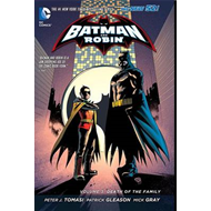 Batman & Robin (The New 52): Volume 3: Death of the Family (BOK)