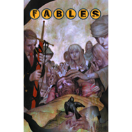 Fables The Deluxe Edition Book Eight (BOK)