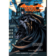 Batman - The Dark Knight Volume 2: Cycle of Violence (The Ne (BOK)