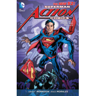 Superman: Volume 3: Fury at World's End (The New 52) (BOK)