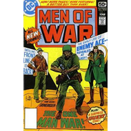 Showcase Presents: Men of War (BOK)
