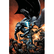 Batwing Volume 3: Enemy of the State (The New 52) (BOK)