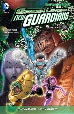Green Lantern New Guardians (BOK)