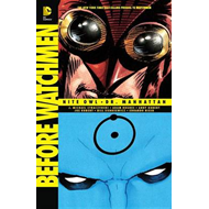 Before Watchmen Nite Owl/Dr. Manhattan (BOK)