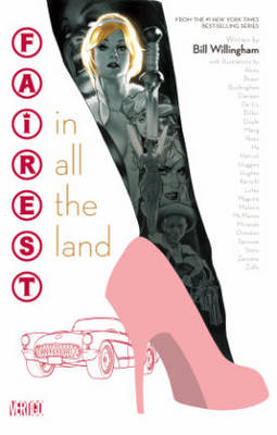 Fairest In All the Land TP (BOK)