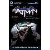 Batman Vol. 3 Death Of The Family (The New 52) (BOK)