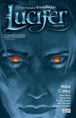 Lucifer Book 4 TP (BOK)