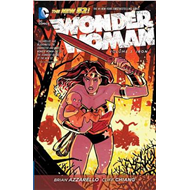 Wonder Woman Volume 3: Iron TP (The New 52) (BOK)