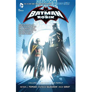 Produktbilde for Batman And Robin Vol. 3 - Death Of The Family (The New 52) (BOK)
