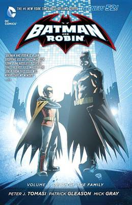 Batman And Robin Vol. 3 (BOK)