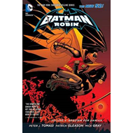 Batman & Robin (the New 52): Volume 4  (BOK)