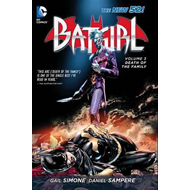 Batgirl Vol. 3 Death Of The Family (The New 52) (BOK)